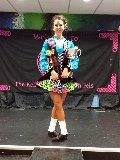 U16 Girls Champion, Gavina Zuccharello