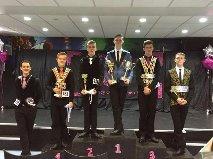 U19 Men's Champion, Niall Forrest