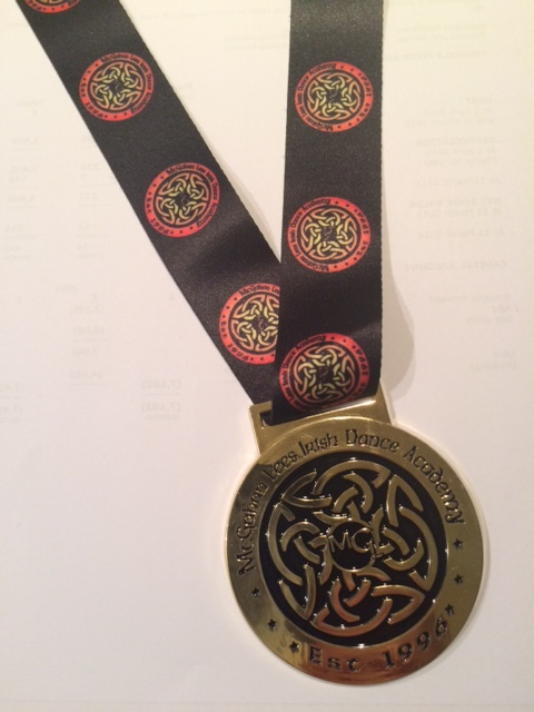 20th Anniversary Medals
