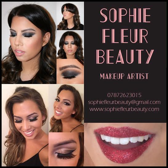 Sophie Fleur Beauty Advert